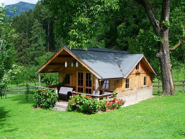 maličký dům