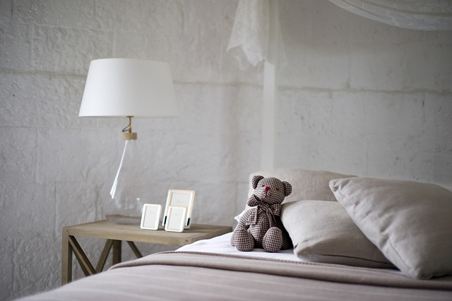 ustlaná postel